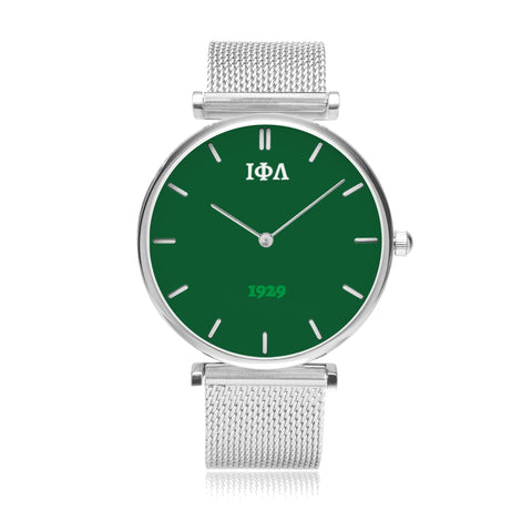 Iota Phi Lambda 1929 Stainless Steel Watch