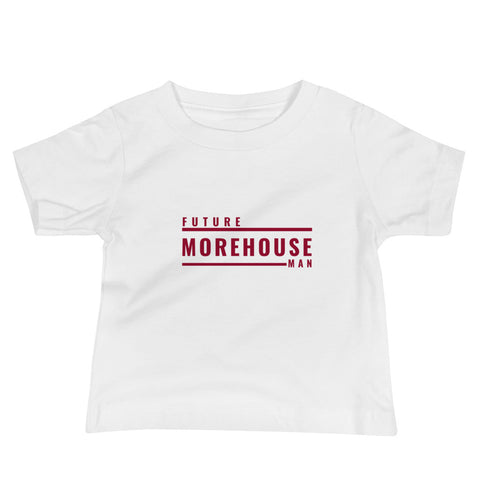 Future Morehouse Man Baby Jersey Short Sleeve Tee