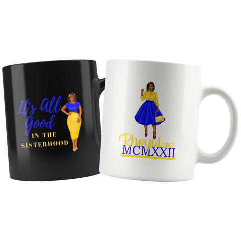 Sisterhood Combo Mugs (Rhoyal)