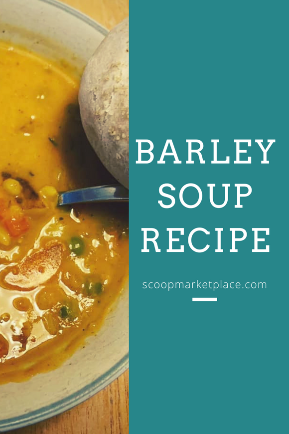 Barley Soup Easy Recipe