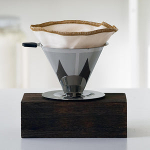 Coffee Pour Over Filter, Stainless Steel