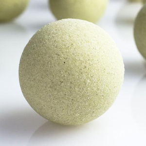 Bath Bomb, Matcha & Peppermint