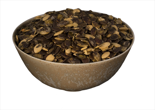 Pumpkin Seeds, Hulled, Raw, Organic 5 lb HB