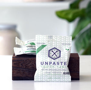 Tooth Tabs, Compostable Packets (2 month supply)