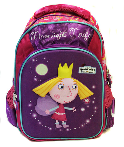 BH70432SB Mochila Kinder Ben & Holly