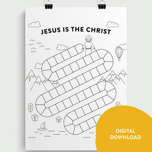 Dec 30 - Jan 5 | Favorite Scripture Chart
