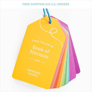Clearance Damaged Cards - Book of Mormon 2020