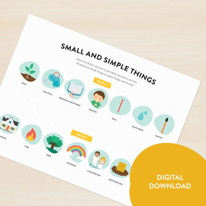Jul 20-26 | Small and Simple Matching