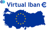Virtual IBAN For Paypal Verification (Bank Verification)