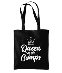 Queen of the Comps - Shoulder Tote Bag