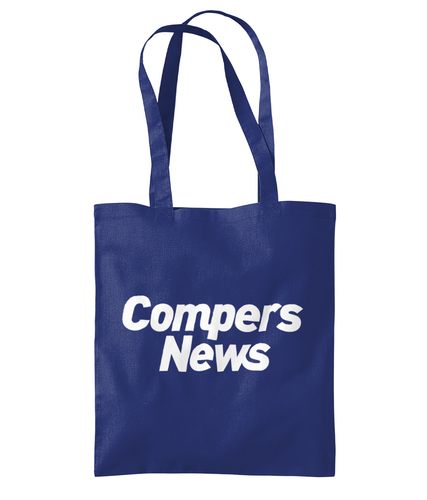 Compers News - Shoulder Tote Bag