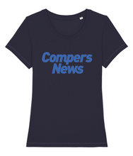 Load image into Gallery viewer, Compers News - Women's T-shirt