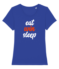 Load image into Gallery viewer, Eat Win Sleep - Women's T-shirt