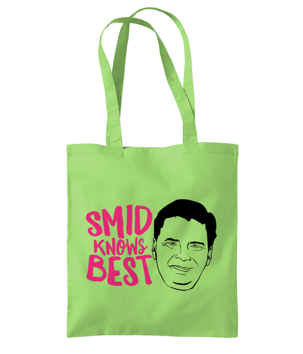 Smid Knows Best - Shoulder Tote Bag