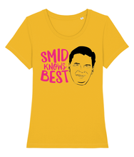 Load image into Gallery viewer, Smid Knows Best - Women's T-shirt