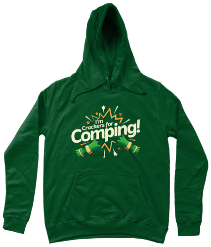 Crackers For Comping! - Women's College Hoodie