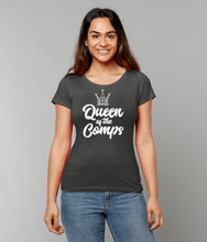 Load image into Gallery viewer, Queen of the Comps - Women's T-shirt