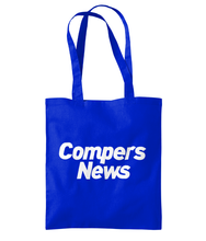 Load image into Gallery viewer, Compers News - Shoulder Tote Bag