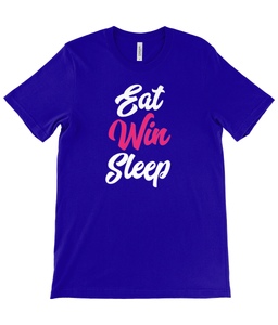 Eat Win Sleep - Unisex T-Shirt