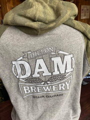 DAM Brewery Camouflage Hoodie