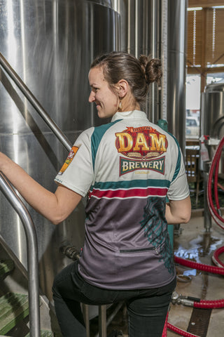 Dillon Dam Brewery Urban Bike Jersey from Primal Wear