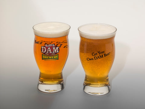 Revival DAM Pint Glass