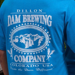 Beer T-Shirt<br>Dam Brewing Company