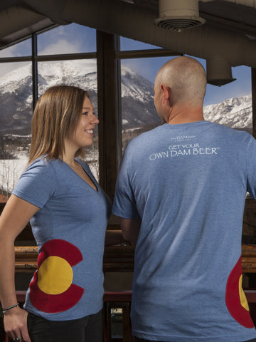 C-List Colorado Get Your Own Dam Beer T-Shirt