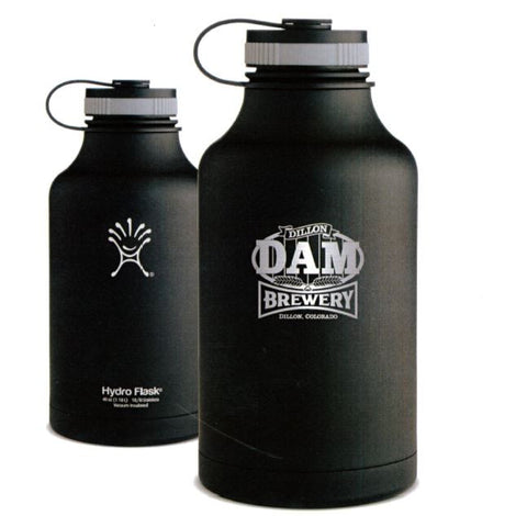 DAM Hydro Flask Double Wall 64 oz. Growler