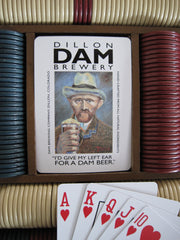 Dam Van Gogh<br>Playing Cards