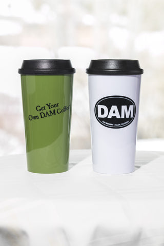 Get Your Own Dam Beer Travel Mug