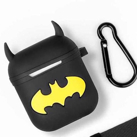 coque airpods logo batman