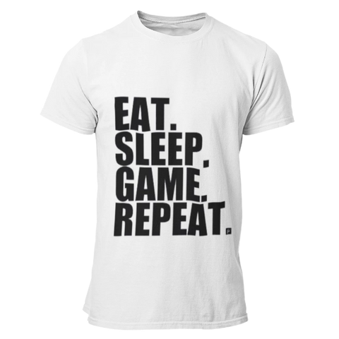 t shirt eat sleep train repeat