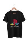 T Shirt Gamer <br> Playstation 1 Japon