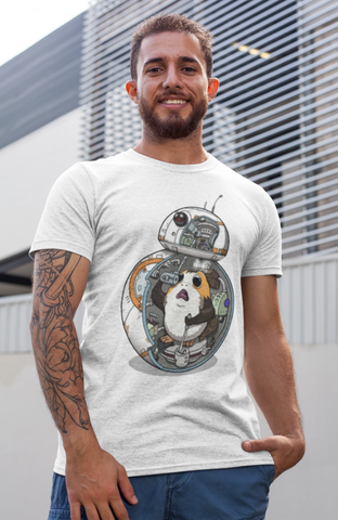 t shirt gamer star wars