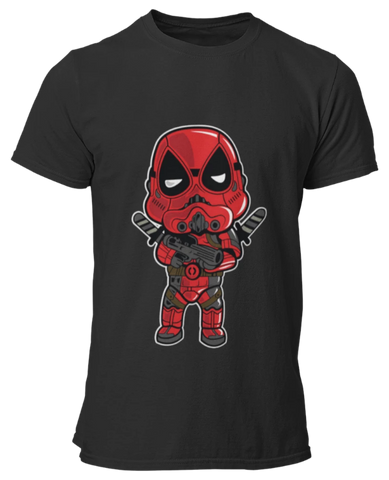 T Shirt Gamer <br> Deadpool Trooper