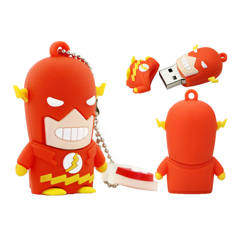 clé usb silicone flash