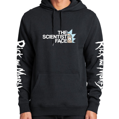 Sweat Gamer <br> The Scientist Face Rick