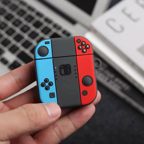 coque airpods nintendo switch