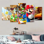 tableau mario party switch