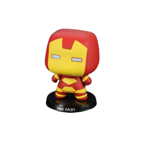 mini figurine iron man