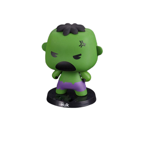 mini figurine hulk