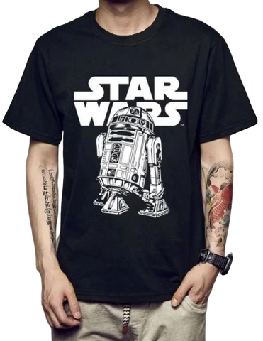 t shirt star wars r2d2