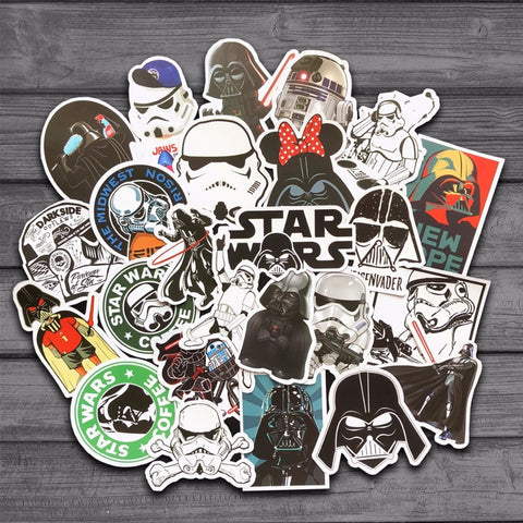 stickers star wars
