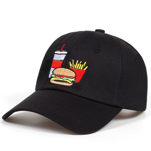 Casquette Gamer <br> Fast Food Mcdo