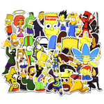 stickers simpson