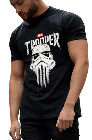 t shirt gamer trooper