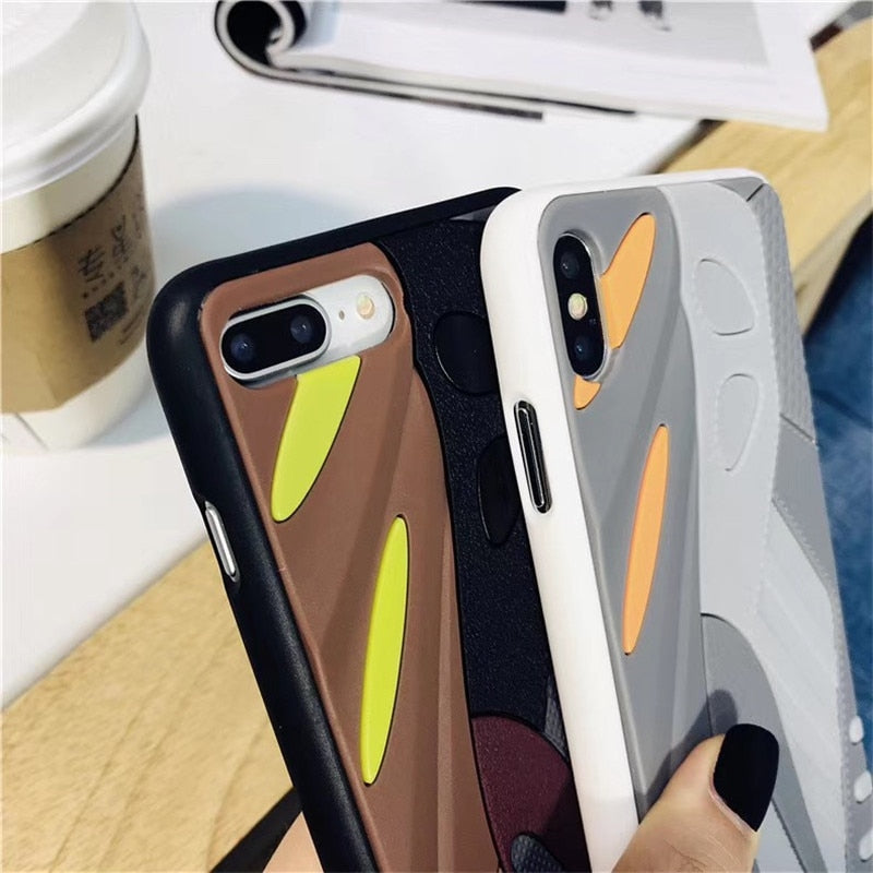 American Trend Case for iphone X XS MAX XR 7 8 plus 3D - Cheap Phone Case