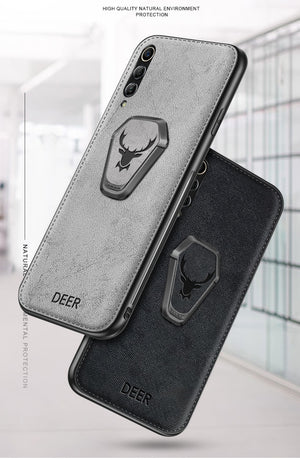 For Samsung S20 Ultra Note 10 5G S10 Plus S10e S9 Magnet Holder Case - Actual Phone Case