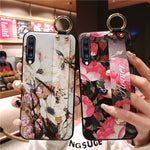 Couple Case For Samsung Galaxy Note 8 9 10 plus Wrist Strap Phone Holder Case - Cheap Phone Case